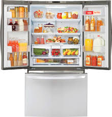 36 Refrigerators Lg Lfc21776st 36 Inch Counter Depth French Door Refrigerator With