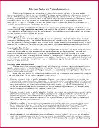 Literature Review In Apa Literature Review Example Apa Sop Examples