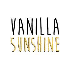 Image result for vanilla sunshine