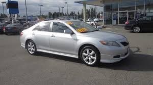 2007 Toyota Camry, Titanium Metallic - STOCK# 12496A - Walk around ...