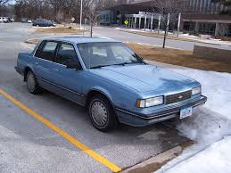 Image Gallery 1987 Chevrolet Celebrity