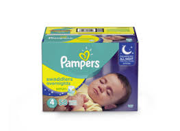 Swaddler Pampers Size Chart Pampers Swaddlers Overnights