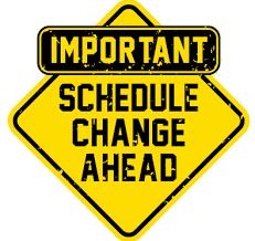 Date Change Date Change Wheaton Montessori School