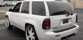 Chevrolet : 2009 Chevrolet TrailBlazer SS Chevy Trailblazer Ss ...
