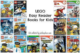 looking for easy readers for your lego loving kid check out this great list of