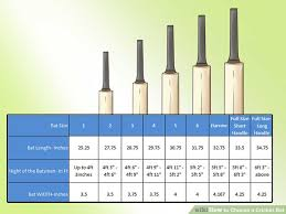 3 Ways To Choose A Cricket Bat Wikihow