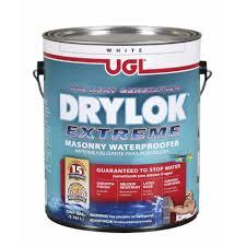 waterproof paint for interior basement walls