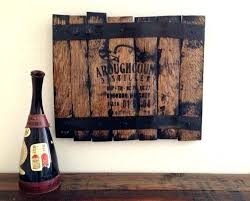 wood crafts reclaimed wood wall art distressed wood wall art bourbon whiskey barrel reclaimed wood sign wall art diy distressed wood wall decor