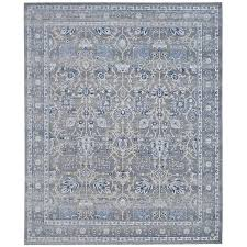 navy blue and white area rugs three posts bloomfield light gray navy blue white area rug