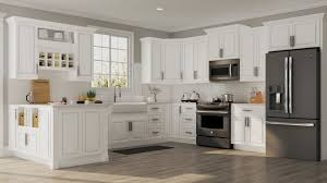 Hampton White Coordinating Cabinet Hardware Kitchen The Home Depot