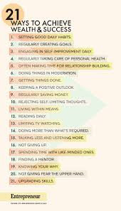 best entrepreneur inspiration ideas creativity 21 ways to achieve wealth and success