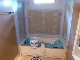tile backer board installation 60 bathtub surround walls for tile installation part 2