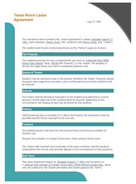 room rental agreements california free texas room rental agreement template pdf templates