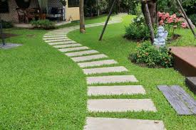 how to lay artificial grass on soil or