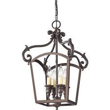 shade hampton bay chandelier murray feiss: luminary  light oil rubbed bronze hall chandelier