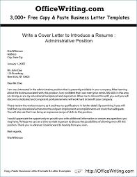 Insurance Resume Cover Letter Artemushka Com