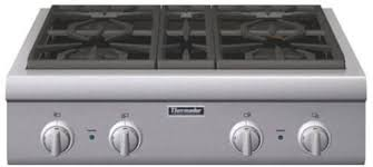 thermador range top. thermador professional series pcg304g - featured view range top