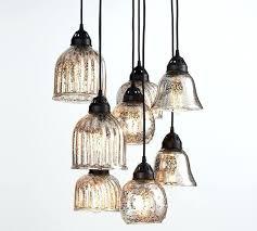 mercury glass light fixtures mercury chandelier pottery barn in glass light fixtures plan 7 mercury glass