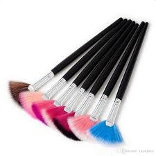 please clean the brushes with cleanser after use and airing to keep the brush hair in good condition