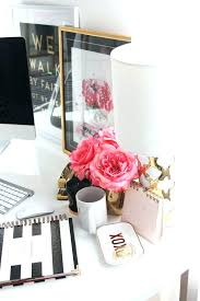 girly office accessories. Girly Office Desk Accessories Chic Wards Home Tour Uk A