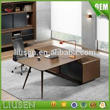 professional office desk. Hot Sale Professional Office Furniture European Style Mdf Melamine Panel Executive Desk