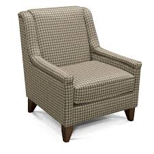 beige accent chair. Perfect Beige Gray And Beige Houndstooth Accent Chair  Kemp Intended L