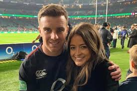 George Ford's girlfriend is fashion designer and business owner Jess  Portman - Mirror Online