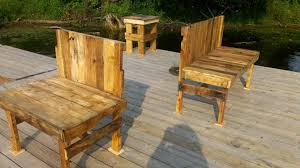 old pallet furniture. Watson Reclaimed Pallet Furniture . Old