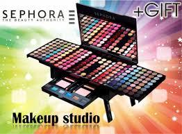 sephora palette makeup make up eyeshadow set studio blockbuster originallast one