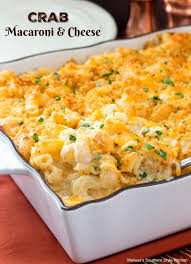 Perhaps it's a question you've never asked, but the answer is plenty! Crab Macaroni And Cheese Melissassouthernstylekitchen Com