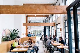 It is a huge place with polished flooring and shiny walls that spell class. Oceanwide Plaza On Twitter Our New Favorite Coffee Shop Hails Direct From Sydney Australia And Brings With It All The Innovation And Quality That The Country Is Known For The Paramount Coffee