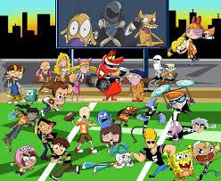 os 5oo cartoon games player play fiction
