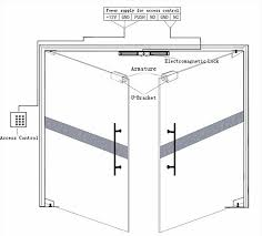 what kind of lock does my door need for kisi kisi help center recommended brand schlage diagram magnetic lock frame