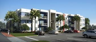 one daytona garden style apartments rendering