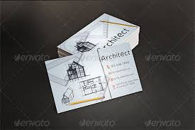 John Demos Architects. Architect Business Cards