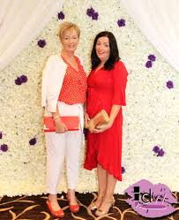 Bernie O'Donnell and Josie Gallagher at the Fashion Night Out wi - Donegal  Woman