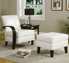 Leather Accent Chairs For Living Room Chair Living Room Home Design Ideas
