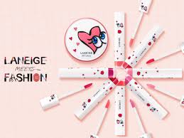 korean makeup brands in singapore check out laneige s adorable new design collaboration