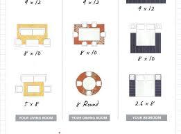 awesome standard carpet sizes inspirational area rug size plan floor australia s