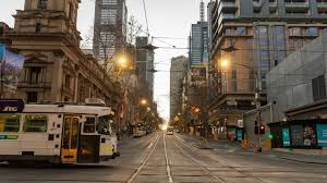 The australian open won't be welcoming fans beginning at 11:59 p.m. Covid Melbourne S Hard Won Success After A Marathon Lockdown Bbc News