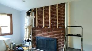 mounting tv on brick fireplace mounting on brick fireplace mounting a over a fireplace into brick mounting tv on brick fireplace