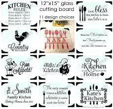 large glass cutting board decorative boards float chopping a view larger image clear extra black