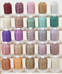 Embroidery Thread Color Comparison Chart Free Embroidery