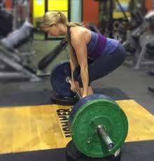 strength for fat loss molly deadlift 327x341