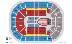 Philips Arena Seating Chart Concert Logical Td Bank Garden Concerts Boston Garden Seating Chart
