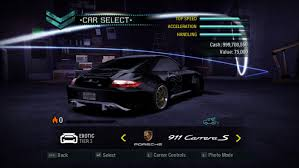 Nfs Carbon Tuning Mod V2 1 Youtube