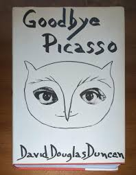 goodbye picasso 1974 hardcover 1st edition pablo picasso book very rare 1923210906