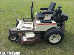 grasshopper mowers for sale. grasshopper 225 mid mount mower. brand new paint , decals and seat. tires all the way around. runs looks new.absolutely nothing wrong with this mowers for sale p