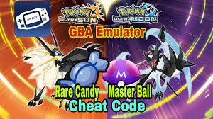 Pokemon Ultra Moon Cheat Codes - 10/2021
