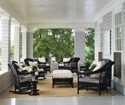 wicker deep seating patio furniture